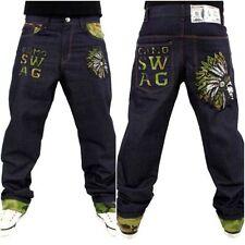 Hip Hop Rise 34L Jeans for Men