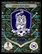 PANINI 621 LOGO EMBLEMA Corea Republic FIFA World Cup 2014 Brasile