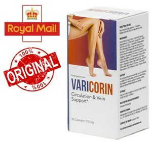 Varicorin -Circulation & Vein Support ,blood vessel walls health, beautiful legs