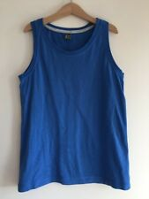 Zara 9 - 10 years Boys Blue Vest, Sleeveless Top, Under, Layers, Base
