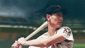 Ted Williams Reproduction archival quality photo 2