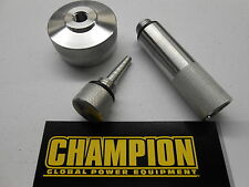 CHAMPION MODEL #73536i 2000 GENERATOR EXT RUN GAS CAP OIL FILL DRAIN PLUG COMBO