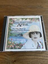 Enchanted April CD The Film Music of Richard Rodney Bennett 1992 Original Rare