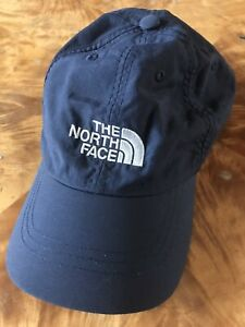 THE NORTH FACE LIGHTWEIGHT CAP NAVY BLUE HAT GREAT CONDITION