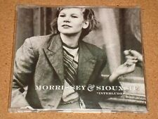 MORRISSEY & SIOUXSIE - Interlude - 3 track CD single