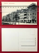 AK CHEMNITZ um 1910 Blick in die Barbarossastrasse  ( 84548