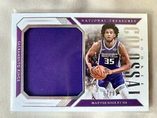 2018-19 National Treasures Colossal Rookie Marvin Bagley III Patch Kings