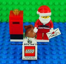 Lego lettre de Santa Sack Post Box Père Noël Décoration De Table Ornement
