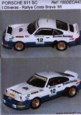 decal PORSCHE 911SC PROMOSERVICE COSTA BRAVA '83 OLIVERAS Kitcar43 43150D
