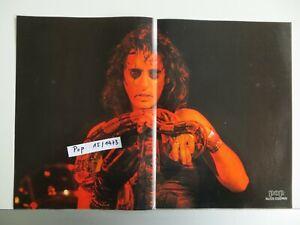 Alice Cooper - Poster - Pop 1973 - Original