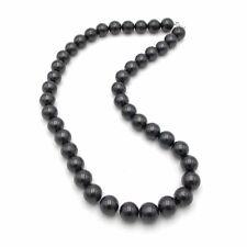 Collier en Shungite 42 perles 12 mm