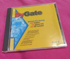 Sygate Multiple PCs Sharing CD