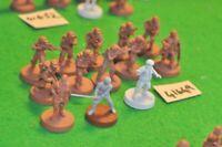 sci fi star wars legion rebel alliance luke skywalker 13 figures (41649)