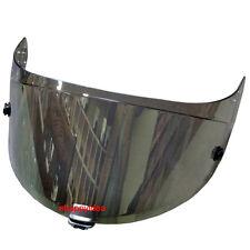 HJC Helmet Shield / Visor HJ-26 Gold Mirror For R-PHA 11,Pinlock Ready : Bike