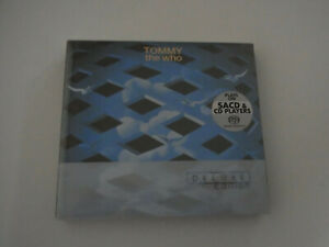 The Who Tommy    2 SACD Box