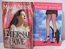 2~LTSPB's~MAGGIE SHAYNE~Eternal Love 2in1+Bewitched Bothered & Bewildered 3in1