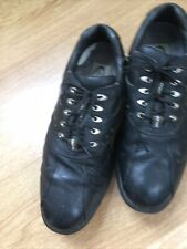 New listing Footjoy AQL Black Golf Shoes Size UK 9 EU 43.