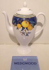 Wedgwood Citrons - Cafetière Citrons Wedgwood - Cafetière Wedgwood Porcelaine