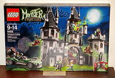 "NEW SEALED LEGO 9468 MONSTER FIGHTERS VAMPYRE CASTLE HOUSE DRACULA 18"" TALL"
