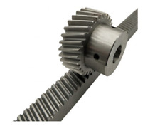 Multiple Helical Rack Amp 24 Teeth Pinion Mod 15 5x10 Cnc Xy Router Plasma Kit