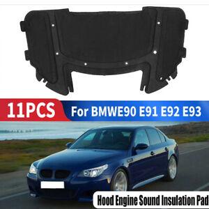 For BMW E90 E91 E92 E93 323i 325i Hood Engine Sound Insulation Pad 51487059260
