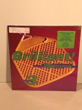 Brilliant! The Global Dance...Vol. 3 [LP] by Various Artists (Vinyl, Jun-1994,