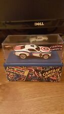 Hot Wheels  2015 collectors. Com Captain America 75 year anniversary of Marvel