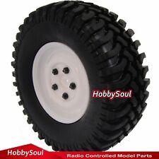 "4 Stück RC 1.9"" Crawler Reifen Felge Tires set 100mm for RC 4WD 1/10 Crawler"