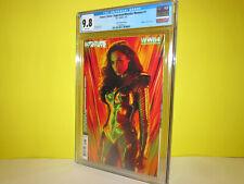 Future State Superman / Wonder Woman #1 WW 84 Movie Variant CGC 9.8