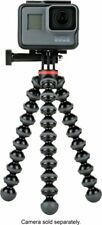 JOBY - GorillaPod 500 Action Tripod for GoPro Action Cameras Black/Charcoal