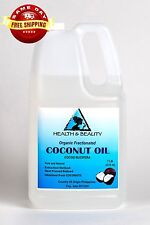 COCONUT OIL FRACTIONATED ORGANIC CARRIER ULTRA REFINED PREMIUM 100% PURE 7 LB