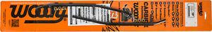 "Woodys Executive Flat Top 1/2"" Carbide Runner Snowmobile Wear Bar WPI-1300"