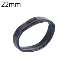 1pc 14mm-24mm pu leather Watch Band Loop Strap Small Holder Locker FR