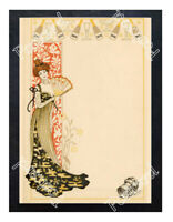 Historic Doyen Champagne Advertising Postcard