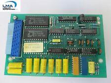 FICHER & PORTER P686B506U02 ROCESSOR CONTROL BOARD W/MULTI COMPONENTS 4 MOUNT