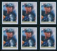 2020 Topps Game Within the Game #1 Aaron Judge 6 Card Lot New York Yankees NYY