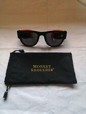 Monkey Shoulder - Folding Sunglasses - Snap Arm - New