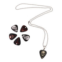 Collana per chitarra in celluloide per accessori per chitarra