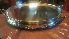 Silverplate lazy susan very Rare