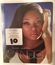 Candice Glover 'Music Speaks' Exclusive ZinePak Edition Bonus Track CD - NEW