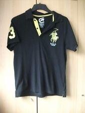 Men's Ecko Unltd black polo top size S