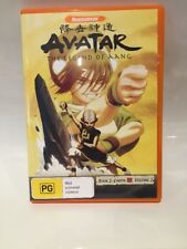 Avatar - The Last Airbender - Earth : Book 2 : Vol 2 (DVD, 2009)