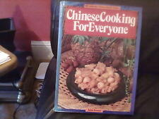 Chinese Cooking for Everyone-Jackie Bennett Hardback English Cookery Gallery