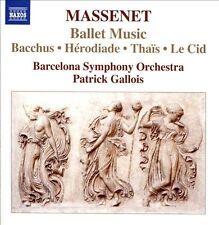 Massenet: Ballet Music - Bacchus; Heriodade; Thais; Le Cid, New Music
