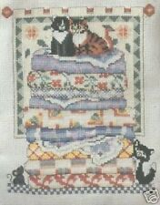 Leisure Arts Cross Stitch Magazine October 1995 Inc Cats Meow Quilt 22 Projects