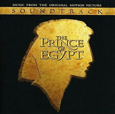 240 CD WHOLESALE LOT  THE PRINCE OF EGYPT SOUNDTRACK, 240 UNITS ALL OF THE SAME