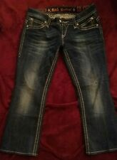 Rock Revival Dark Denim 30X27Jeans Hot!!