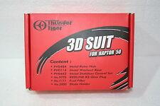 Thunder Tiger PV0640 3D Tuning Set R30/50