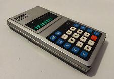 Calculator calcolatrice VHF Sanyo CX-8131 Vintage Taschenrechner