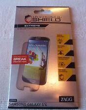ZAGG InvisibleShield Estremo a secco per Galaxy S4 PROTEGGI SCHERMO (1st CLASSE P + P)